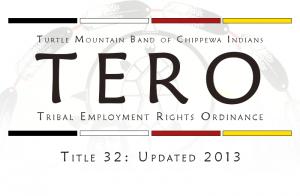 TERO Title 32 Cover